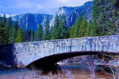 Photograph - Stone Bridge by Eric Tressler