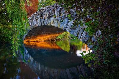 Photograph - Stone Bridge by Keith Boone