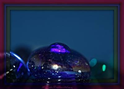 Photograph - Stone Bubble by Michaela Preston