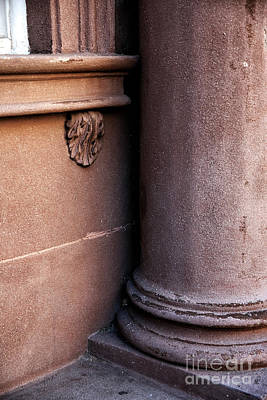 Photograph - Stone Column by John Rizzuto
