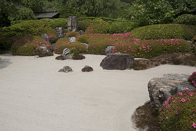 Photograph - Stone Garden by Masami Iida