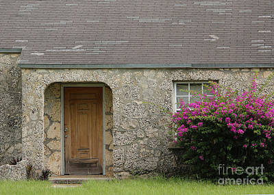 Professional Photograph - Stone House by Cheryl Aguiar