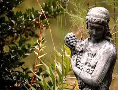 Stone Maiden Original by Sharon Blanchard