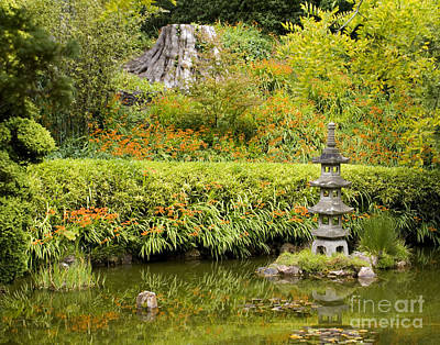 Photograph - Stone Pagoda by Cindy Garber Iverson