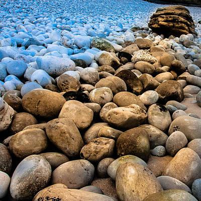 Photograph - Stone Path by Edgar Laureano