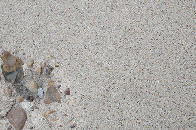 Photograph - Stone Space by Teresa Blanton