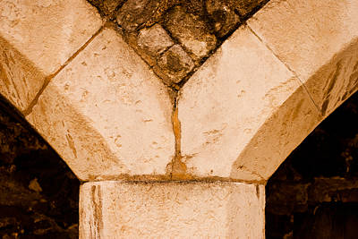 Photograph - Stone Support by Christi Kraft