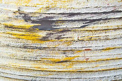 Stone Surface Art Print