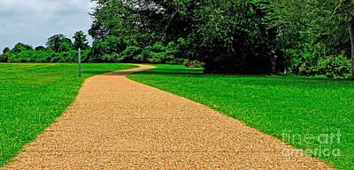Stone Walkway Original