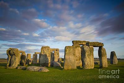 Amesbury Photograph - Stonehenge by Brian Jannsen