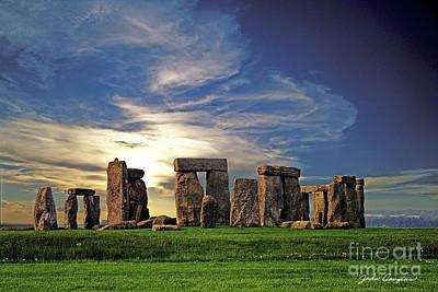 Photograph - Stonehenge by John Douglas
