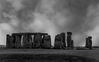 Wiltshire Photograph - Stonehenge by Martin Newman