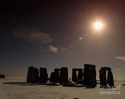 Photograph - Stonehenge  by Paul Felix