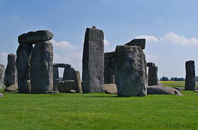 Photograph - Stonehenge by Sharon Popek