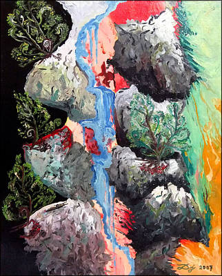 Stones Original by Daniel Janda