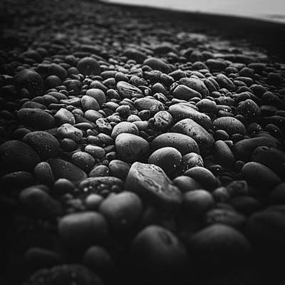 Photograph - Stones by Frodi Brinks