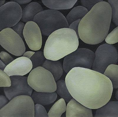 Painting - Stones by Natasha Denger