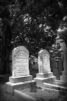 Photograph - Stones Of First Scots Presbyterian by Kelly Hazel