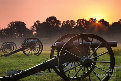 Photograph - Stones River Battlefield by Brian Jannsen