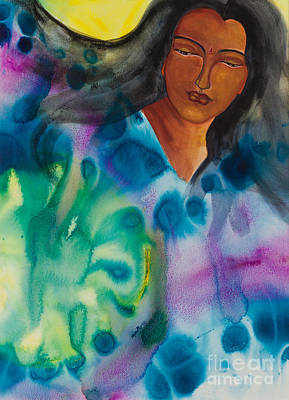 Strength Painting - Strong Women Of The World   Inventive by Ilisa Millermoon
