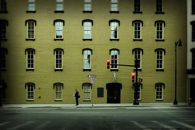 Photograph - Stop Light by Scott Hovind