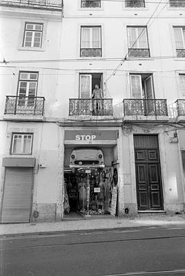 Photograph - Stop Shop by Luis Esteves