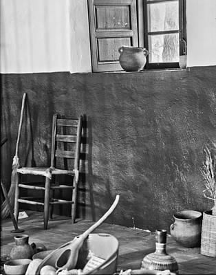 Photograph - Storage Room by Charles McKelroy