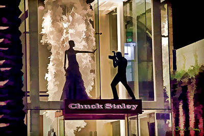 Photograph - Storefront by Chuck Staley