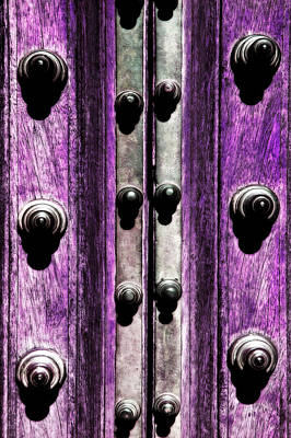 Photograph - Stories Of Doors by Selke Boris
