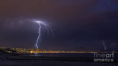 Photograph - Storm 2 by Eugenio Moya
