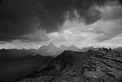 Photograph - Storm Approaches by Raymond Salani III