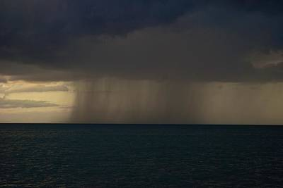Photograph - Storm At Sea by Ricardo J Ruiz de Porras