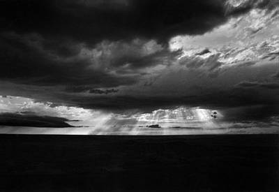 Photograph - Storm Before The Calm by Cindy McIntyre