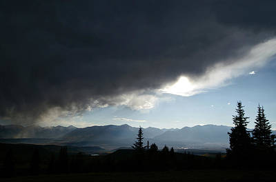 Mt. Massive Photograph - Storm Blows Over by Jeremy Rhoades