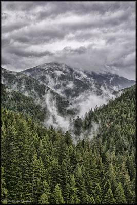 Photograph - Storm Brewing by Erika Fawcett