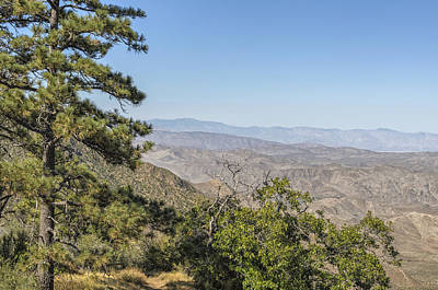 Photograph - Storm Canyon And Laguna Mountains California by Marianne Campolongo
