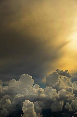 Storm Cloud Series No. 2 Art Print