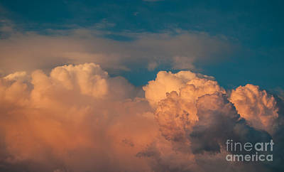 Photograph - Storm Clouds by Bianca Nadeau