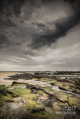 Kim Fearheiley Photography - Storm clouds over Little Bay by Leah-Anne Thompson