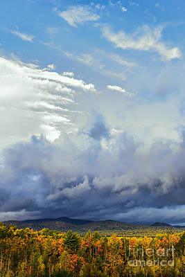 Photograph - Storm Clouds by Sharon Seaward