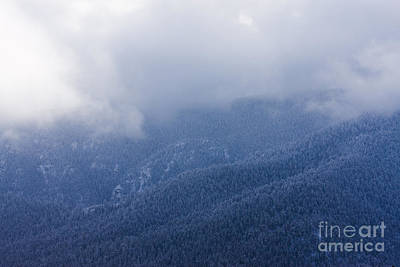 Steven Krull Royalty-Free and Rights-Managed Images - Storm Clouds by Steven Krull