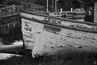 Photograph - Storm Craft by John Meader