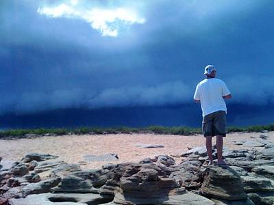 Photograph - Storm Gazer by Julie Wilcox