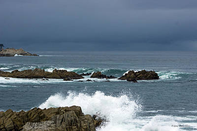 Photograph - Storm Is Brewing by Deana Glenz