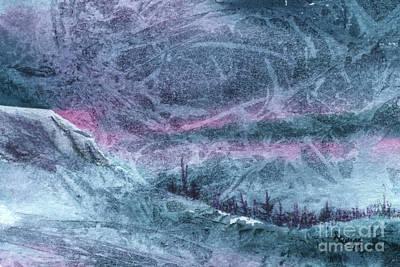 Painting - Storm by Lynn Quinn