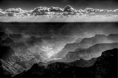 Storm On The Horizon Art Print by Bryan Shane