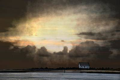 Photograph - Storm On The Water by Alice Gipson