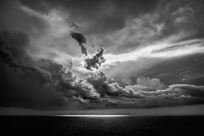 Photograph - Storm Brewing by Maria Robinson
