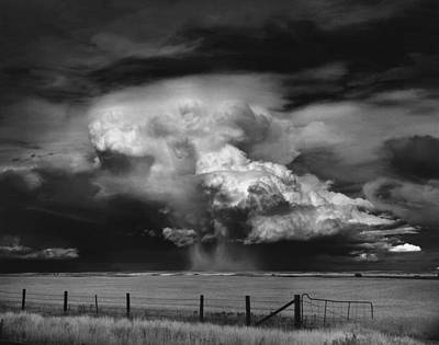 Photograph - 103151-storm Over The Canadian Great Plains by Ed  Cooper Photography