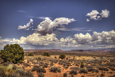 Photograph - Storm Over The Colorado by Robert Melvin